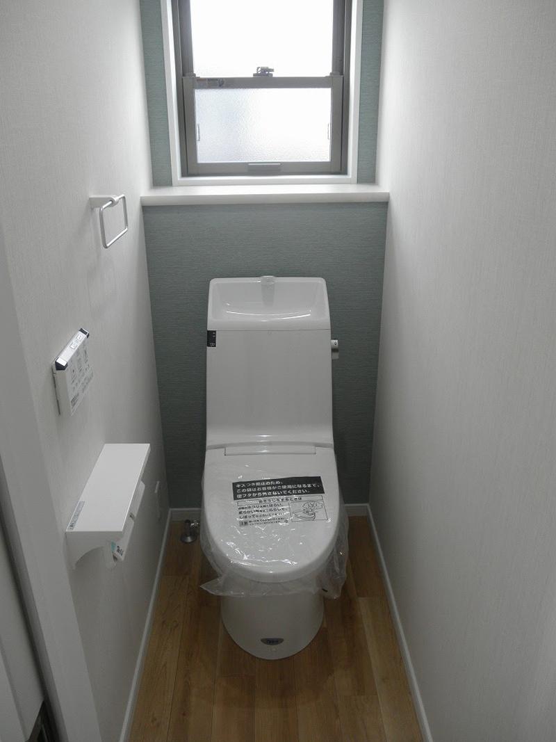 はなのき台4号棟_トイレ