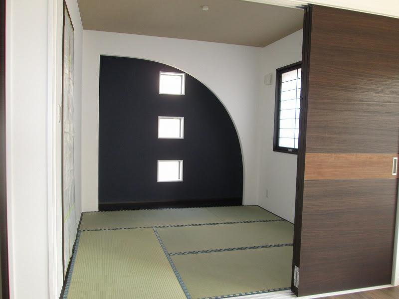 中台1号棟_和室