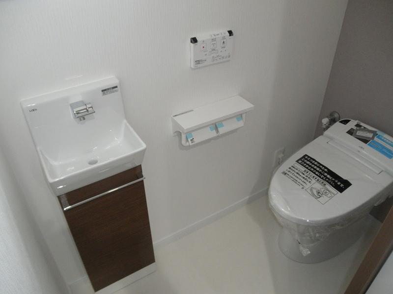 はなのき台2号棟_トイレ